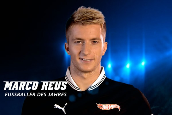 Hot Wheels – Marco Reus