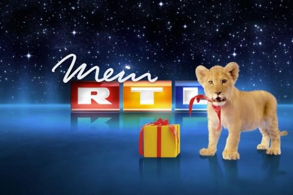 RTL Weihnachtskampagne 2012
