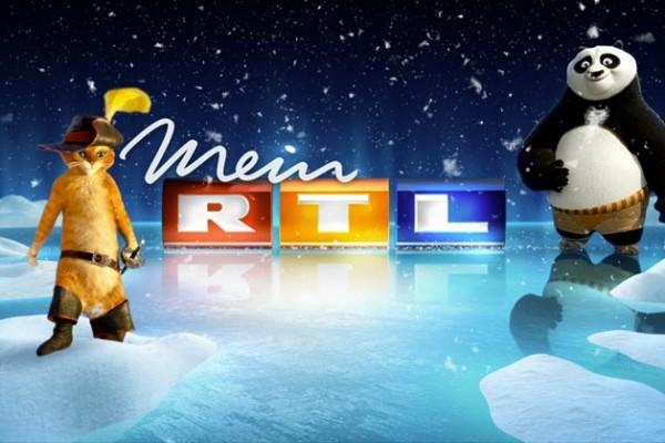 RTL Weihnachtskampagne 2013