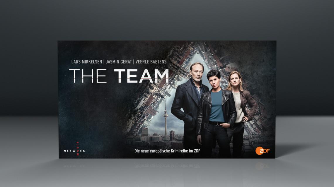 The Team - ACard