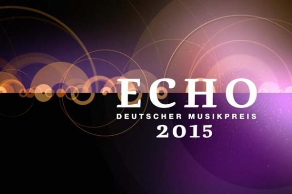 ECHO 2015 – Der deutsche Musikpreis