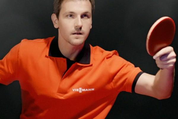 Viessmann – Timo Boll Kampagne