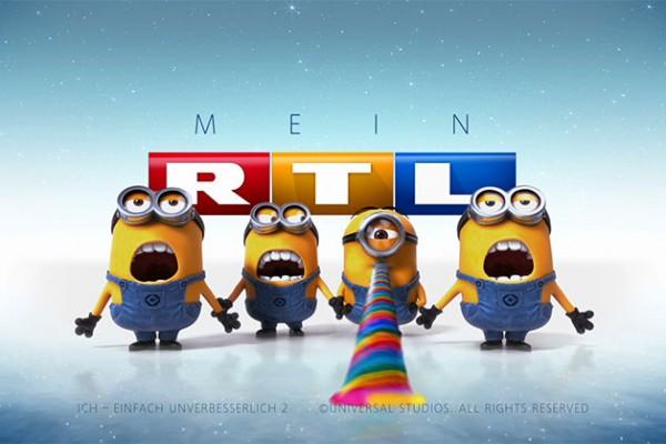 RTL Weihnachtskampagne 2015