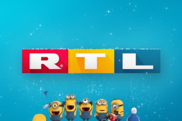 RTL Weihnachtskampagne 2017