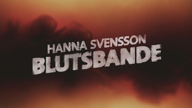 Hanna Svensson Blutsbande